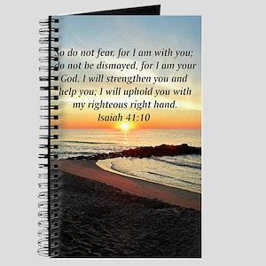 ISAIAH 41:10 Journal
