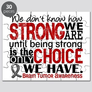 In Tumor How Strong We Are Puzzle
