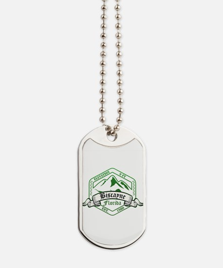 Biscayne National Park, Florida Dog Tags