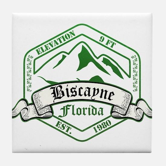 Biscayne National Park, Florida Tile Coaster