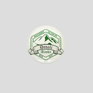 Denali National Park, Alaska Mini Button