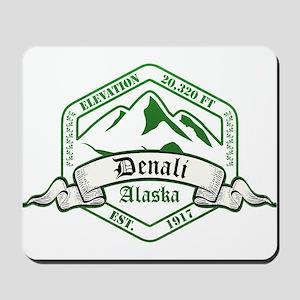 Denali National Park, Alaska Mousepad