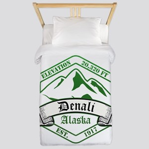 Denali National Park, Alaska Twin Duvet