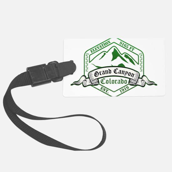 Grand Canyon National Park, Colorado Luggage Tag