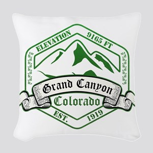 Grand Canyon National Park, Colorado Woven Throw P