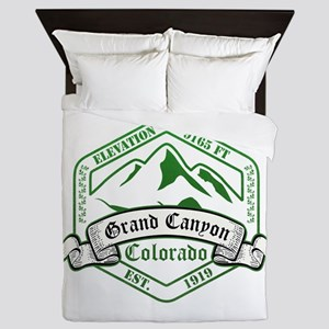 Grand Canyon National Park, Colorado Queen Duvet