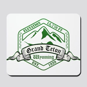 Grand Teton National Park, Wyoming Mousepad