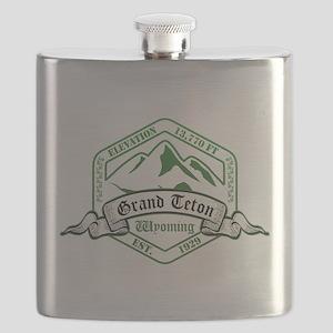 Grand Teton National Park, Wyoming Flask