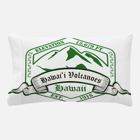 Hawaii Volcanoes National Park, Hawaii Pillow Case