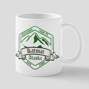 Katmai National Park, Alaska Mugs