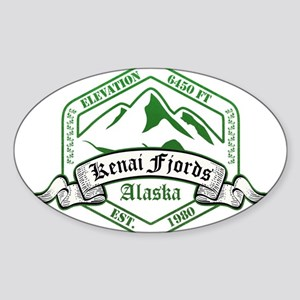 Kenai Fjords National Park, Alaska Sticker