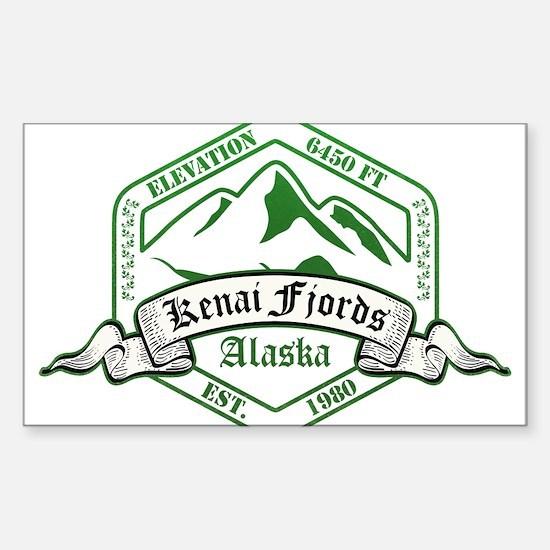 Kenai Fjords National Park, Alaska Decal