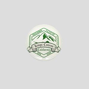 Kings Canyon National Park, California Mini Button