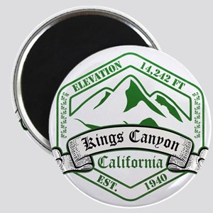 Kings Canyon National Park, California Magnets