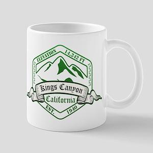 Kings Canyon National Park, California Mugs