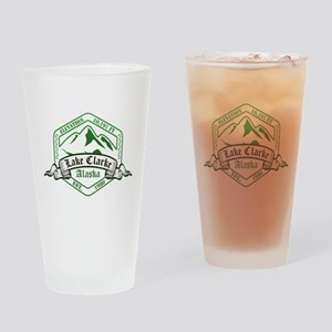 Lake Clark National Park, Alaska Drinking Glass