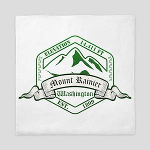 Mount Rainier National Park, Washington Queen Duve