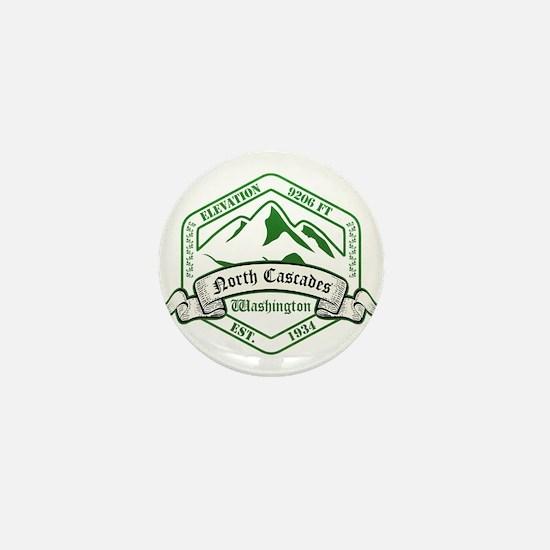 North Cascades National Park, Washington Mini Butt
