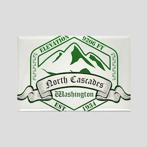 North Cascades National Park, Washington Magnets