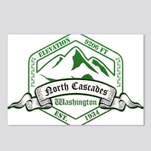 North Cascades National Park, Washington Postcards