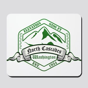 North Cascades National Park, Washington Mousepad