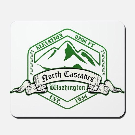 North Cascades National Park, Washington Mousepad