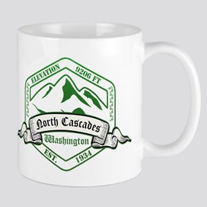 North Cascades National Park, Washington Mugs