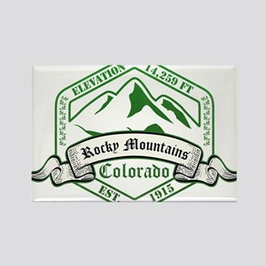 Rocky Mountains National Park, Colorado Magnets
