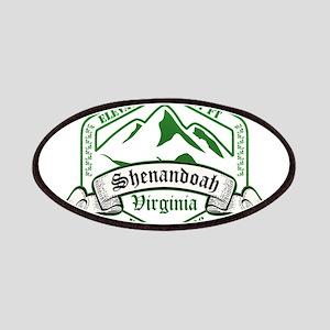 Shenandoah National Park, Virginia Patches