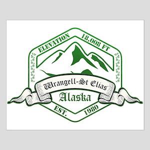 Wrangell–St. Elias National Park, Alaska Posters