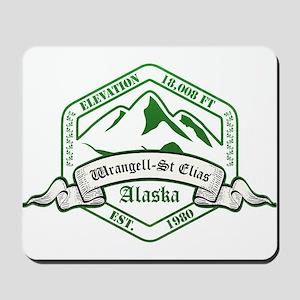 Wrangell–St. Elias National Park, Alaska Mousepad