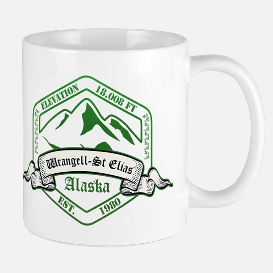 Wrangell–St. Elias National Park, Alaska Mugs