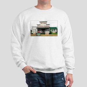 Shit's Creek Paddle Store Sweatshirt