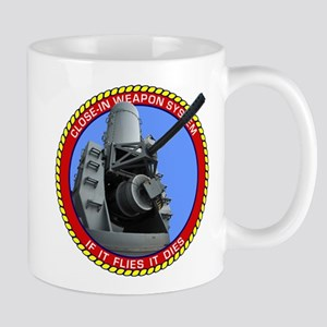 CIWS Close-In Weapon System Mugs