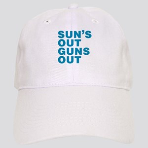 950111b83a0 Suns Out Guns Out Hats - CafePress