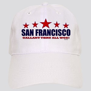 San Francisco Gallant Thru All Woe Cap