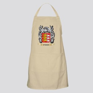 O'Brien Coat of Arms - Family Cres Light Apron