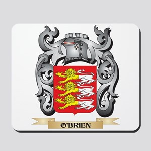 O'Brien Coat of Arms - Family Crest Mousepad