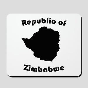 Zimbabwe Mousepad