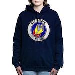 USS HOLDER Women's Hooded Sweatshirt