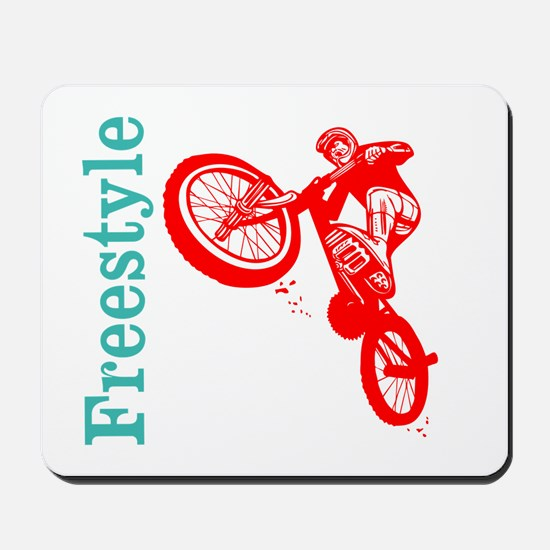 Freestyle Bike Mousepad