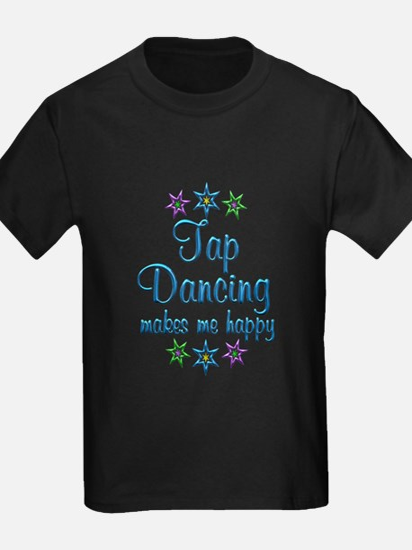 Tap Dancing Happy T