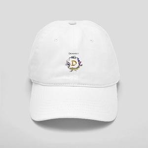 Monogram - D Customizable Cap