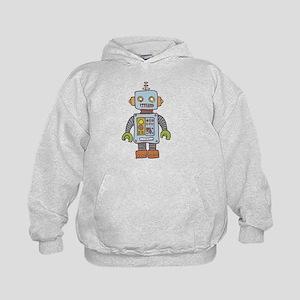 Robot Kids Hoodie