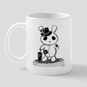 The Goth Bunny Mug