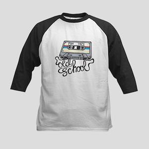 Old School Tape Baseball Jersey