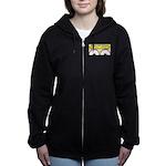 MassageNerd Women's Zip Hoodie