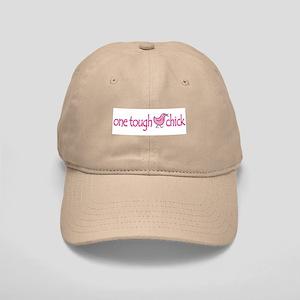 1 Tough Chick (Breast Cancer) Cap