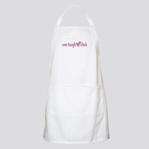 1 Tough Chick (Breast Cancer) BBQ Apron