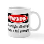 Beer Warning Mug